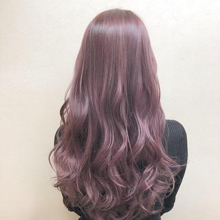 ロング フェミニン ダブルカラー 大人かわいい ヘアスタイルや髪型の写真・画像   ヤマグチ ヒカル / Vida creative hair salon