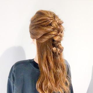 上品 アウトドア エレガント 結婚式 ヘアスタイルや髪型の写真・画像