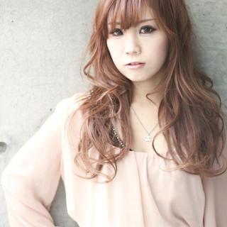 ゆるふわ 簡単ヘアアレンジ ガーリー 渋谷系 ヘアスタイルや髪型の写真・画像
