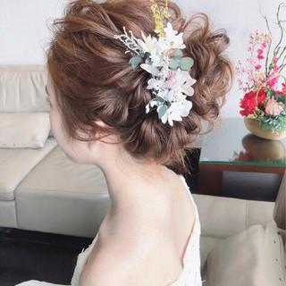 アンニュイ ヘアアレンジ ゆるふわ 大人かわいい ヘアスタイルや髪型の写真・画像