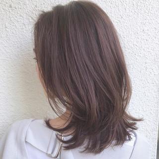 秋 オフィス 女子力 透明感 ヘアスタイルや髪型の写真・画像