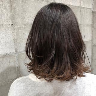 ヘアアレンジ グラデーションカラー ガーリー ダブルカラー ヘアスタイルや髪型の写真・画像