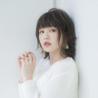 ぱっつんで旬顔に♡好みのイメージになれるショート・ボブ専用ヘアカタログ☆