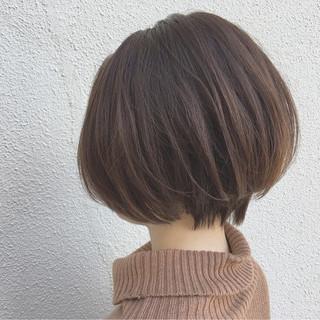 かっこいい ショート 大人女子 ボブ ヘアスタイルや髪型の写真・画像