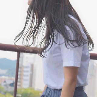 難波大和さんのヘアスナップ
