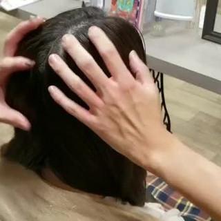 名古屋市守山区 ナチュラル セミロング 美髪 ヘアスタイルや髪型の写真・画像