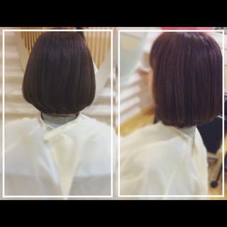 髪質改善トリートメント 社会人の味方 艶髪 オフィス ヘアスタイルや髪型の写真・画像