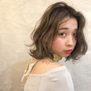 安永怜さんのヘアスナップ