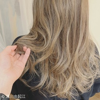 エレガント ロング モテ髪 大人かわいい ヘアスタイルや髪型の写真・画像