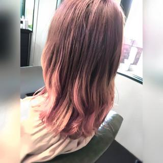 フェミニン 大人かわいい 透明感カラー 大人ハイライト ヘアスタイルや髪型の写真・画像