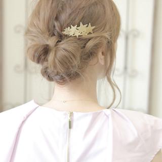ガーリー キュート 色気 フェミニン ヘアスタイルや髪型の写真・画像