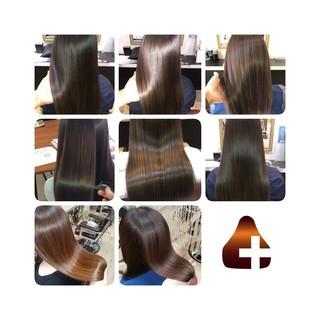 ナチュラル 美髪 髪の病院 トリートメント ヘアスタイルや髪型の写真・画像 ヘアスタイルや髪型の写真・画像