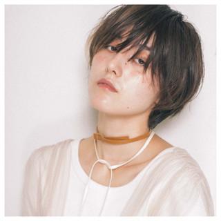 佐々木千紘さんのヘアスナップ