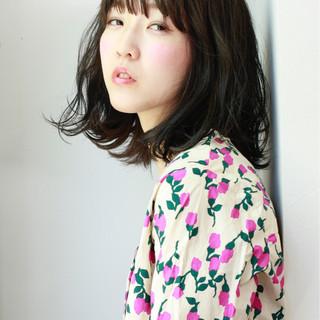 舩水 アキさんのヘアスナップ