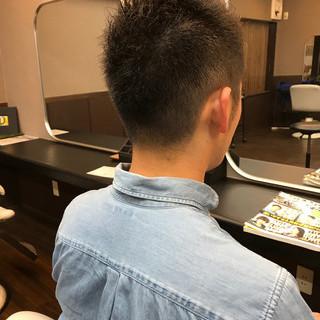 大山隼世さんのヘアスナップ