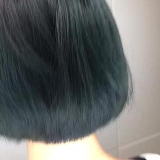 秋 インナーカラー ストリート 外国人風 ヘアスタイルや髪型の写真・画像