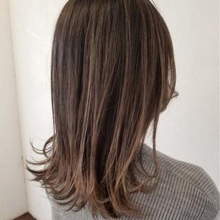 ベージュ フェミニン ボブ 外国人風カラー ヘアスタイルや髪型の写真・画像