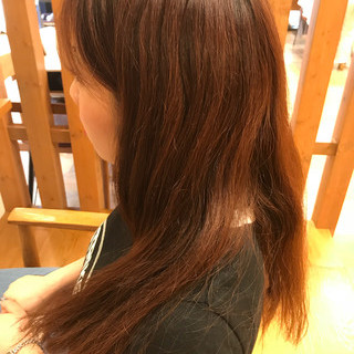 ラフ ピンク デート アウトドア ヘアスタイルや髪型の写真・画像   藤原 康矢 / luve heart's And Be + Eclat