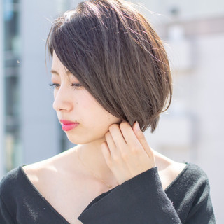 フェミニン オフィス 女子力 エフォートレス ヘアスタイルや髪型の写真・画像 ヘアスタイルや髪型の写真・画像