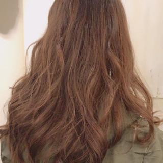 伊藤絵里子さんのヘアスナップ