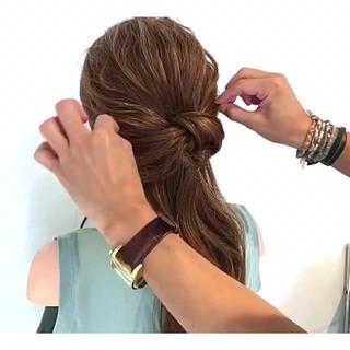 色気 上品 夏 デート ヘアスタイルや髪型の写真・画像