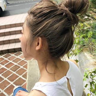 簡単ヘアアレンジ ヘアアレンジ コンサバ デート ヘアスタイルや髪型の写真・画像 ヘアスタイルや髪型の写真・画像