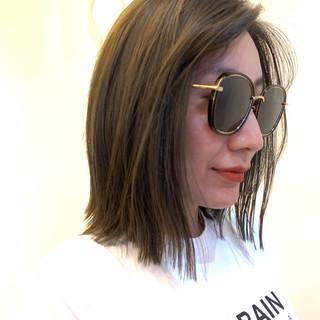 ストリート オフィス デート 外国人風カラー ヘアスタイルや髪型の写真・画像