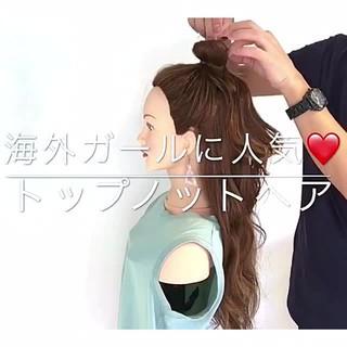 夏 色気 ヘアアレンジ 涼しげ ヘアスタイルや髪型の写真・画像