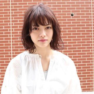 フェミニン ゆるふわ 透明感 大人かわいい ヘアスタイルや髪型の写真・画像