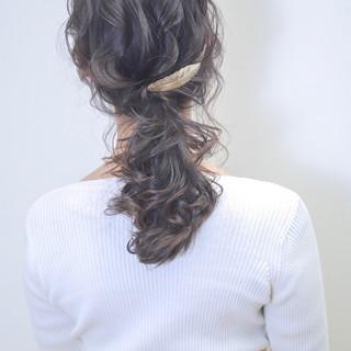結婚式 セミロング 成人式 ヘアアレンジ ヘアスタイルや髪型の写真・画像 ヘアスタイルや髪型の写真・画像