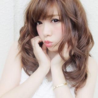 ロング 色気 かわいい モテ髪 ヘアスタイルや髪型の写真・画像