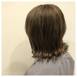 切りっぱなしボブ ナチュラル 縮毛矯正 N.オイル ヘアスタイルや髪型の写真・画像