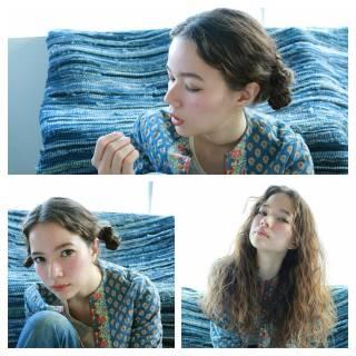 ロング 春 ショート パンク ヘアスタイルや髪型の写真・画像