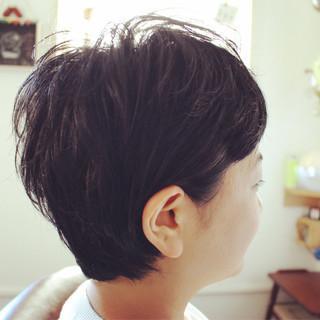 ナチュラル 色気 大人女子 ボブ ヘアスタイルや髪型の写真・画像