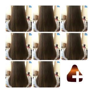髪の病院 トリートメント 名古屋市守山区 美髪 ヘアスタイルや髪型の写真・画像