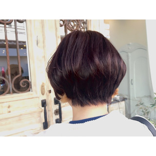 西上絵里沙さんのヘアスナップ