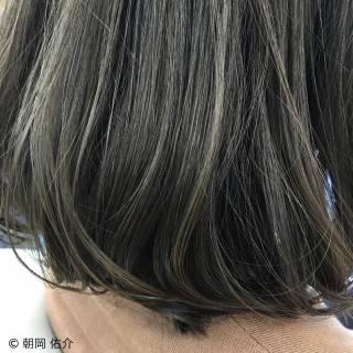 パンク 外国人風 ストリート ボブ ヘアスタイルや髪型の写真・画像