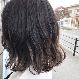 ダブルカラー ストリート 外国人風カラー ボブ ヘアスタイルや髪型の写真・画像