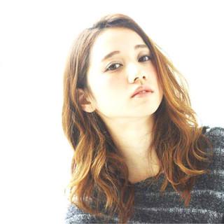 大人かわいい ナチュラル ふわふわ 外国人風 ヘアスタイルや髪型の写真・画像