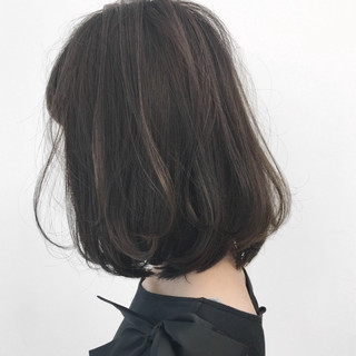 ミディアム デート ガーリー 簡単ヘアアレンジ ヘアスタイルや髪型の写真・画像