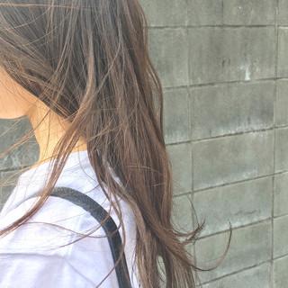 ナチュラル 外国人風 外国人風カラー ハイライト ヘアスタイルや髪型の写真・画像
