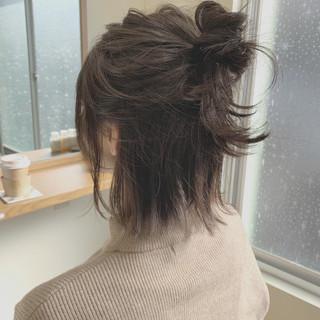 ヘアアレンジ デート スポーツ オフィス ヘアスタイルや髪型の写真・画像