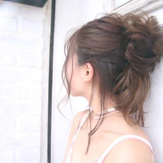 ナチュラル ショート 夏 デート ヘアスタイルや髪型の写真・画像