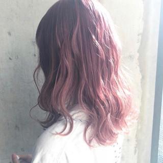 溢れだす透明感♡注目の「アディクシーカラー」で外国人風の髪色へ♪