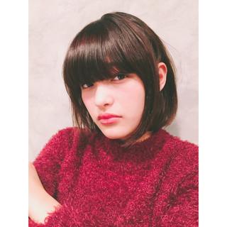 ショート ナチュラル 外国人風 大人かわいい ヘアスタイルや髪型の写真・画像