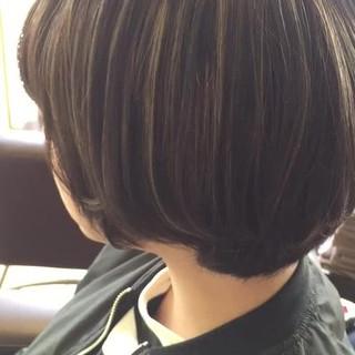 ストリート ショート 大人女子 アッシュ ヘアスタイルや髪型の写真・画像