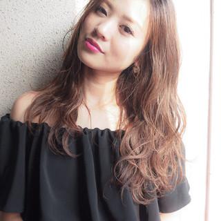 女子会 グレージュ 上品 大人かわいい ヘアスタイルや髪型の写真・画像