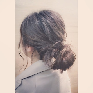ストリート 大人かわいい ミディアム ショート ヘアスタイルや髪型の写真・画像