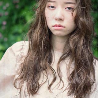 外国人風 ナチュラル ラフ 無造作 ヘアスタイルや髪型の写真・画像