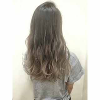 ストリート 外国人風 グラデーションカラー 渋谷系 ヘアスタイルや髪型の写真・画像